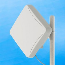Антенна PETRA BB MIMO 2x2 UniBox с гермобоксом для USB-модема