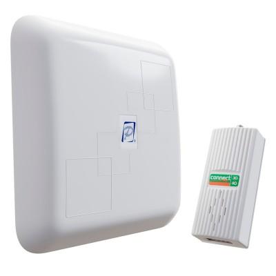 Комплект усиления интернет-сигнала «BAS-2313 CONNECT STREET 3G/4G UNIVERSAL»
