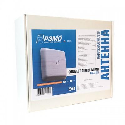 Антенна «BAS-2325 СONNECT STREET DIRECT 3G/4G MIMO» у официального представителя завода РЭМО.