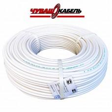 Телевизионный коаксиальный кабель РК 75-4,3-31 (RG-6/U) медь