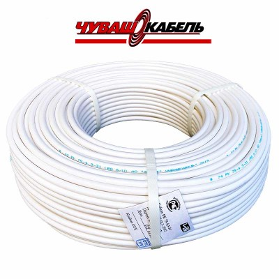 Коаксиальный кабель РК 75-4,3-31 (RG-6/U)