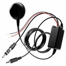 Антенна автомобильная «BAS-6403 BLACK POINT TV+FM»