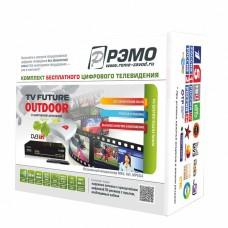 Комплект оборудования «TV Future Outdoor DVB-T2»