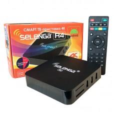 Смарт ТВ приставка Selenga R4