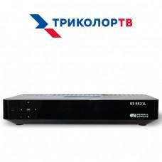 Спутниковый HD ресивер ТРИКОЛОР ТВ Full HD GS E521L + карта доступа