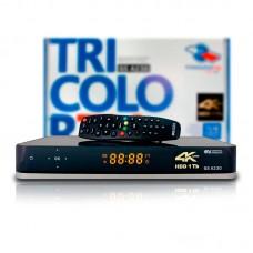 Премиум ресивер ТРИКОЛОР ТВ GS A230 Ultra HD (4K) + IP-сервер