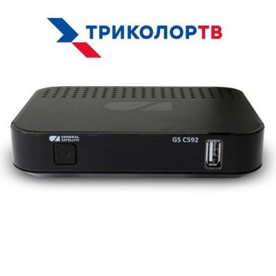 Ресивер-клиент ТРИКОЛОР ТВ GS C592